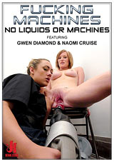 Fucking Machines: No Liquids Or Machines