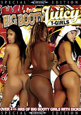 Big Booty Juicy T-Girls