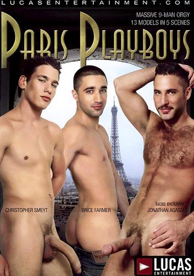Paris Playboys Cover Front