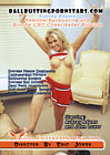 Aubrey Adams Femdom Ballbusting And Blonde CBT Cheerleader Blowjob