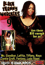 Black Tranny Whackers 9