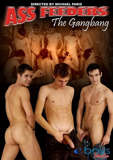 Ass Feeders The Gangbang Cover Front