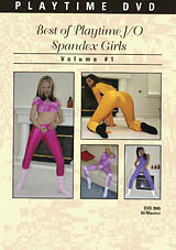 Best Of Playtime JO Spandex Girls
