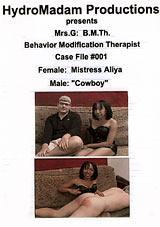 Mrs. G: Behavior Modification Therapist Case File 1