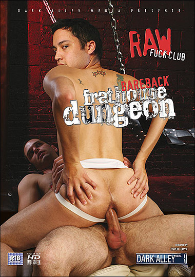 Bareback Frathouse Dungeon Cover Front