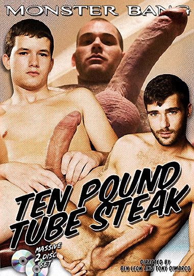 Ten Pound Tube Steak Cover Front