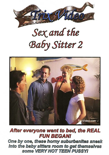 Sex And The Baby Sitter 2 cover