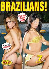Kick Ass Chicks 69: Brazilians