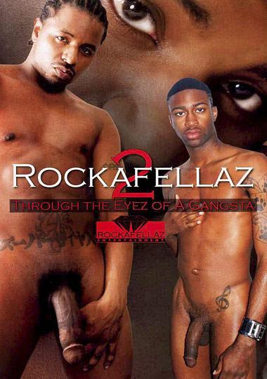 Rockafellaz 2 Through the Eyez of a Gangsta Cover Front