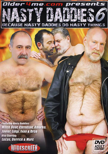 Nasty Daddies 6 Cover Front