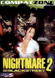 Nightmare On Black Street 2 cover