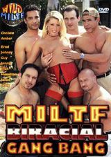 MILTF Biracial Gang Bang