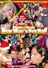 Drunk Sex Orgy: New Years Sex Ball