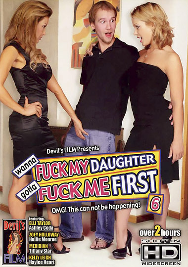 Wanna Fuck My Daughter Gotta Fuck Me First 6 cover