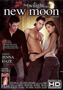 This Isn't the Twilight Saga: New Moon The XXX Parody cover