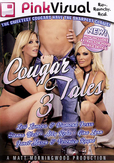 Cougar Tales 3 cover