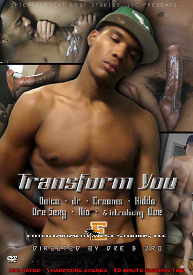 Transform You Cover Front