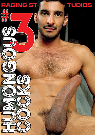 Humongous Cocks 3 Cover Front