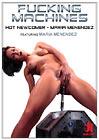 Fucking Machines: Hot Newcomer: Maria Menendez