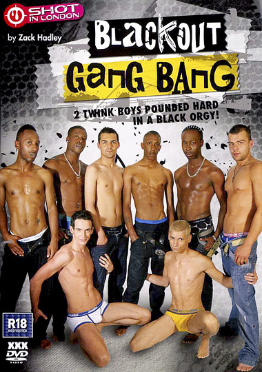 Blackout Gang Bang Cover Front