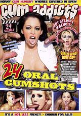 24 Oral Cum Shots