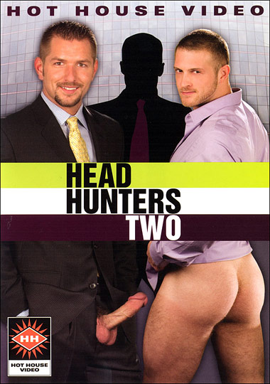 Head Hunters 2 Cover Front