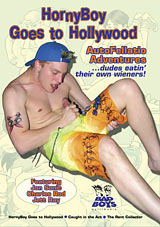 HornyBoy Goes To Hollywood