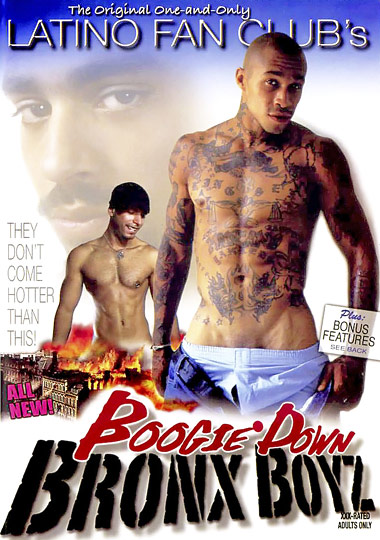 Boogie Down Bronx Boyz Cover Front