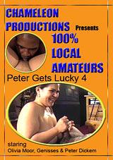 Peter Gets Lucky 4