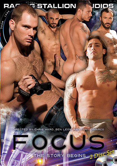 Focus The Story Begins Cover Front