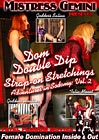 Adventures In Sodomy 2: Dom Double Dip Strap-On Stretchings