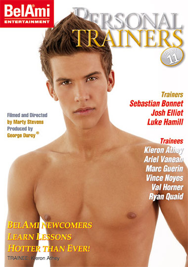 Personal Trainers 11 Cover Front