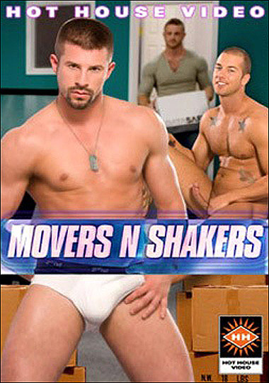 Movers n Shakers Cover Front
