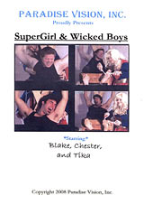 SuperGirl And Wicked Boys