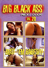 Big Black Ass Next Door 20