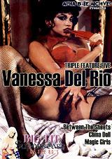 Vanessa Del Rio Triple Feature 5: China Doll