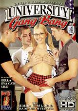 University Gang Bang 4