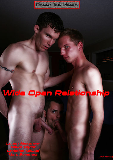 Wide Open Relationship cover