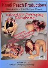 Kandi Peach Productions 119: Shayla's Swinging Gangbang