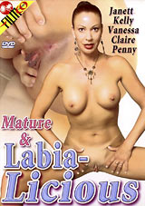 Mature And Labia-Licious