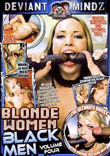 Blonde Women Black Men 4