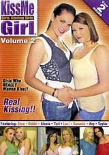 KissMe Girl: Girls Kissing Girls 2