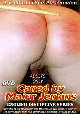 Caned By Major Jenkins