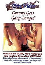 Granny Gets Gang Banged