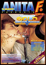 Gold Water Drink
