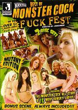 Best Of Monster Cock Fuckfest Part 2