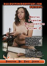 Brutal Femdom Ballbusting 6