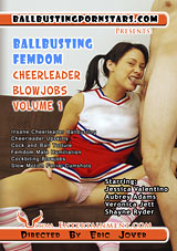 Ballbusting Femdom Cheerleader Blowjobs