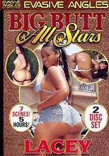 Big Butt All Stars: Lacey Part 2