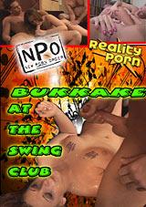 Bukkake At The Swing Club